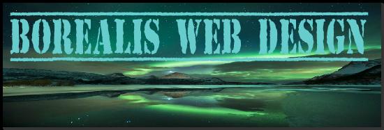 Borealis Web Design – Responsive WordPress Websites